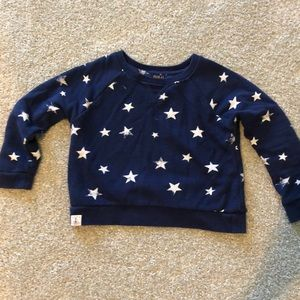 Ralph Lauren star sweatshirt